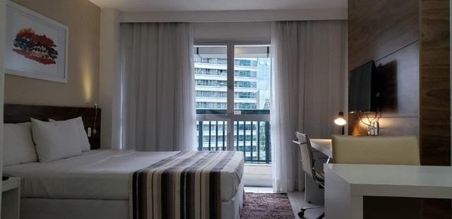 Apartamento à venda com 1 dormitórios em Asa norte, Brasília cod:BR1AP12474 - Foto 3