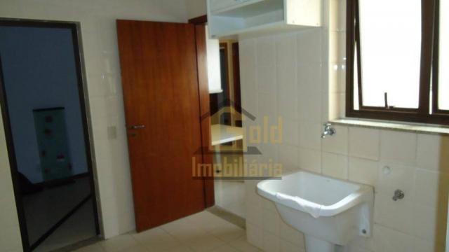 Apartamento com 4 dormitórios para alugar, 155 m² por R$ 2.500,00/mês - Jardim Irajá - Rib - Foto 9