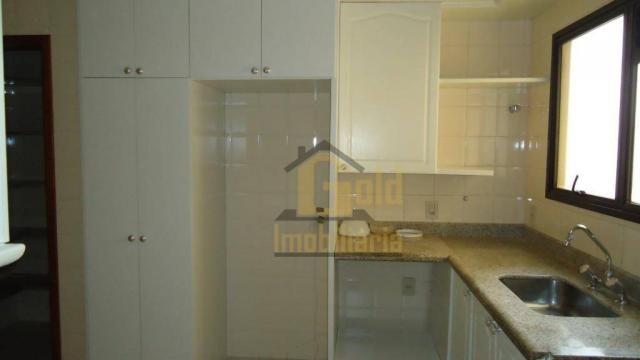 Apartamento com 4 dormitórios para alugar, 155 m² por R$ 2.500,00/mês - Jardim Irajá - Rib - Foto 7