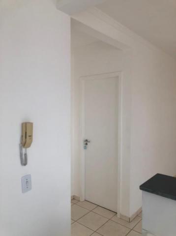 Apartamento para Locação em Uberlândia, Shopping Park, 2 dormitórios, 1 banheiro, 1 vaga - Foto 14