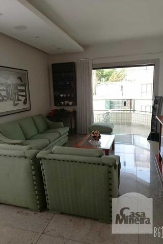 Apartamento à venda com 4 dormitórios em São josé, Belo horizonte cod:277116 - Foto 6