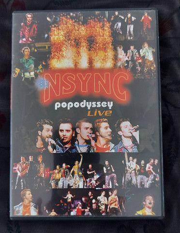 NSYNC - 2 CDs E 1 DVD - PERFEITO ESTADO - Foto 3