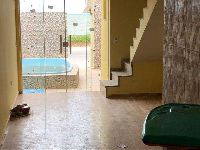 Casa de 2 quartos em frente a praia de Unamar Cabo Frio - fora de condomínio - Foto 5