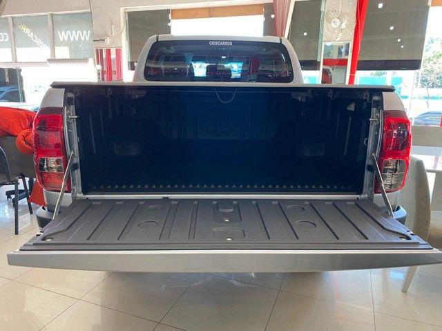 Toyota Hilux Cabine Dupla SRV 2.7 CD 4x2 (Flex) (Aut) - Foto 6