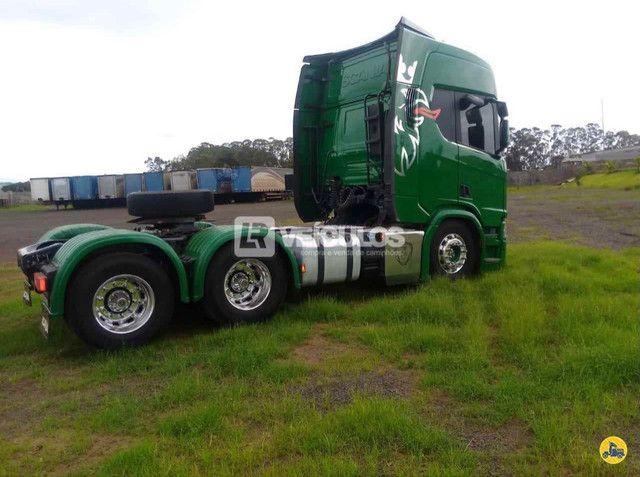 Scania R500 6x4 Suspensão a Molas - Foto 4