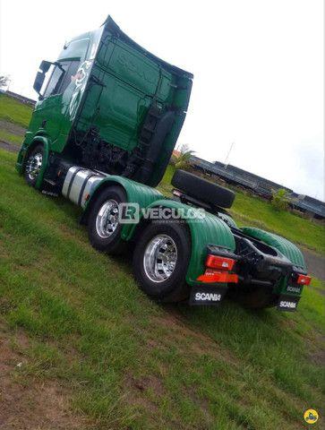 Scania R500 6x4 Suspensão a Molas - Foto 6