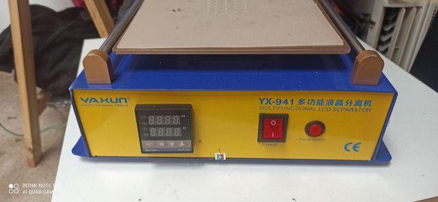 Separadora De Lcd  Sucçao Yaxun  / Yx 941 110v + molde  kaidi k-1218