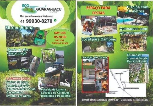 Alugamos Casas por dia em uma Maravilhosa Chácara no Litoral do Paraná. - Foto 16