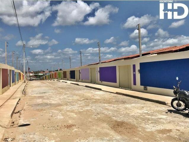 Extremoz, nova entrada, Moinho dos Ventos, 10 x 20, 2 quartos c/ suíte - Foto 2