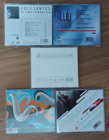 LULU SANTOS - 5 CDS E 1 DVD - Foto 2