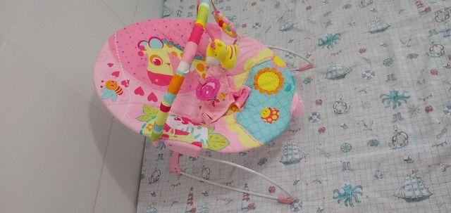 Cadeira vibratória para recém nascido. - Foto 2
