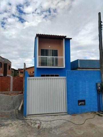 Casa de 2 quartos em frente a praia de Unamar Cabo Frio - fora de condomínio - Foto 11