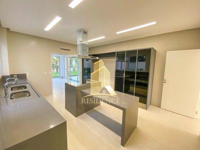 Casa de Luxo Alphaville 1 - Cuiabá - ótima localização no condomínio.  - Foto 12