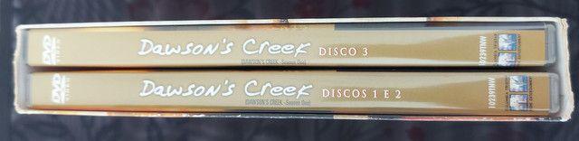 Combo Dawson's Creek: Box Primeira Temporada com 3 dvds + 1 Cd Trilha Sonora - Foto 3