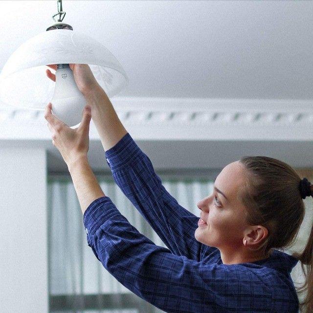 Smart Lâmpada Wi-Fi Positivo - Foto 3