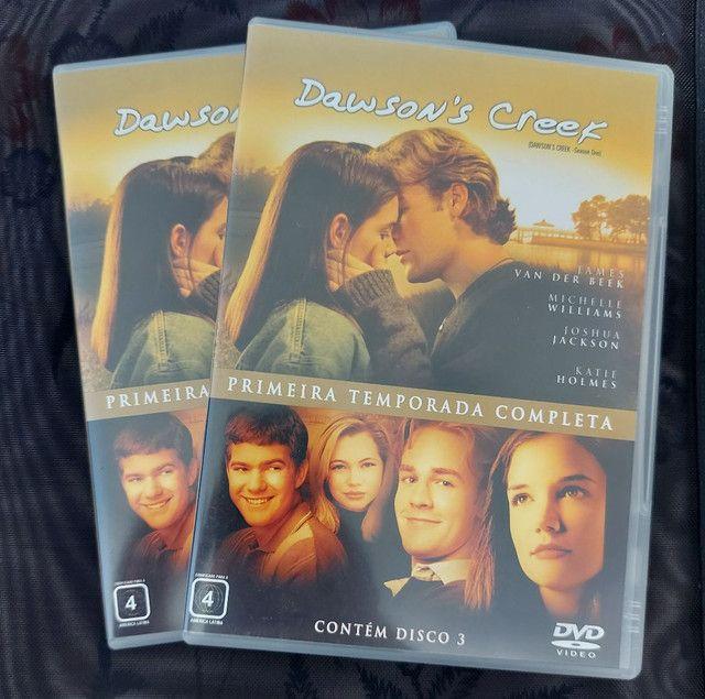 Combo Dawson's Creek: Box Primeira Temporada com 3 dvds + 1 Cd Trilha Sonora - Foto 4