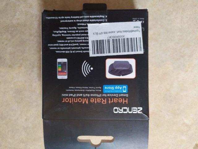 Cinta de monitor cardíaco nova na embalagem para Iphone - Foto 2