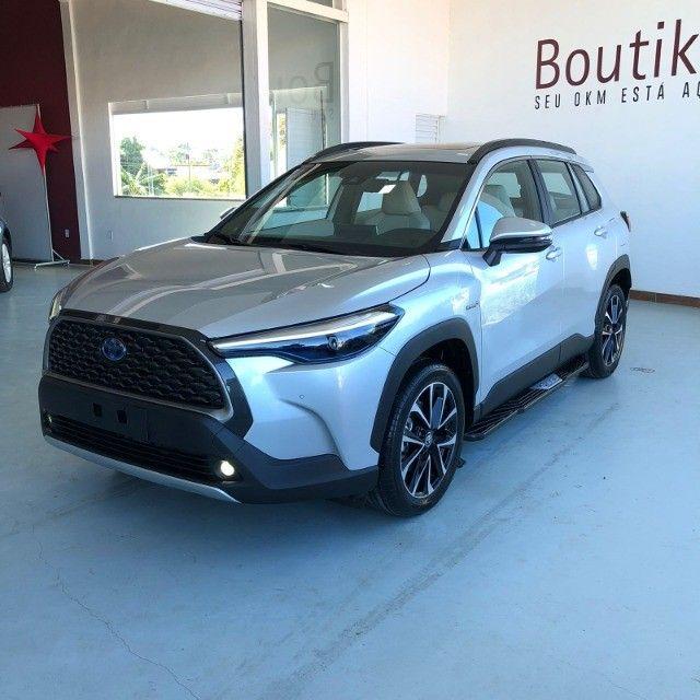 Toyota Corolla Cross Hybrid 2022 0km - Foto 3