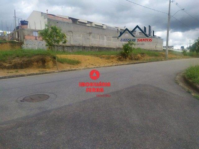 UED - 098- Lotes planos e prontos pra morar na Serra - Foto 6