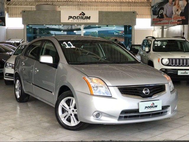 Nissan Sentra 2.0 Único Dono!