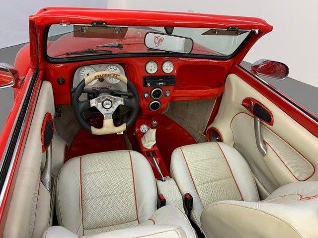Fusca TT Cabriolet Customizado  - Foto 12