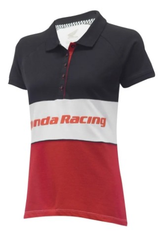 Camisa Pólo Feminina Moto Honda - Racing - Produto Oficial - Foto 2