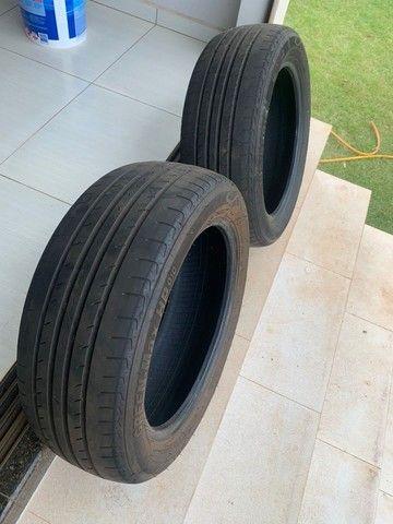 Pneus aros 16 usados (o valor é para os dois pneus) - Foto 5