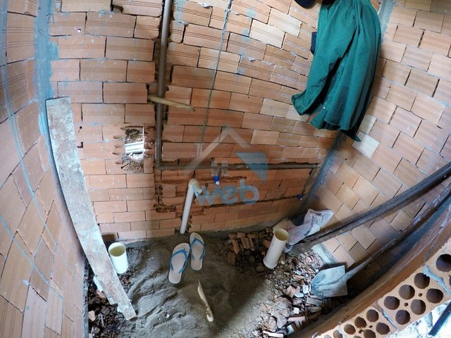 Excelente sobrado de esquina à venda no Bairro Campo de Santana, em fase de construção, co - Foto 19
