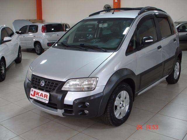 Fiat idea adventure 1 8 completa 2008 carros santo for Fiat idea adventure 1 8