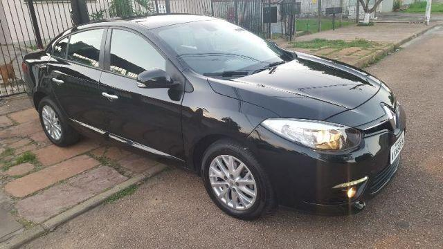 RENAULT FLUENCE DYNAMIC PLUS AUTOMÁTICO TOP ANO 2015