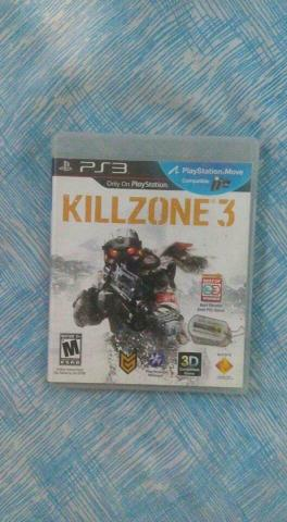 Vendo killzone 3 ps3