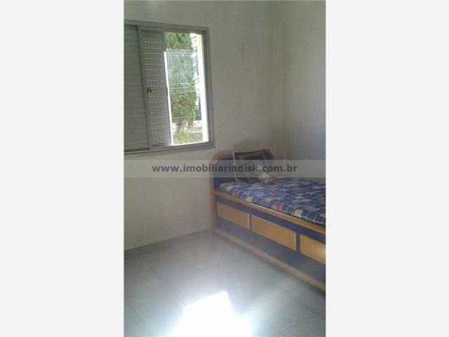 Apartamento à venda com 2 dormitórios em Dos casas, Sao bernardo do campo cod:16567 - Foto 5