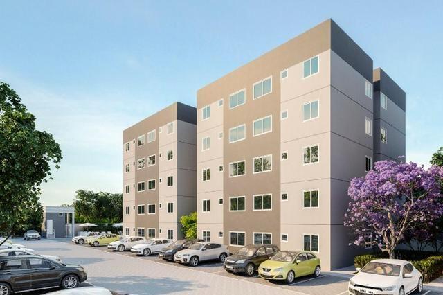 Apartamento no Centro da Caucaia Próx. Shopping Iandê - Promoção ITBI + Registro