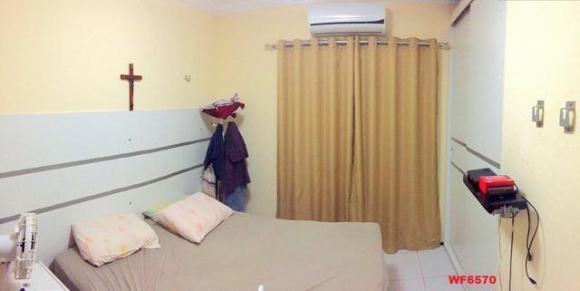 Casa plana no Castelão, 3 quartos, 6 vagas, deck com churrasqueira, - Foto 5