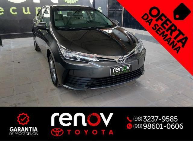 Toyota Corolla 2019 na Renov tem! Melhor preço do Maranhão venha conferir - Foto 3