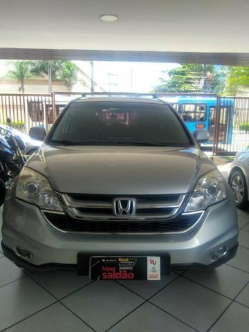 Honda crv exl awd 2010 top mais teto - Foto 2