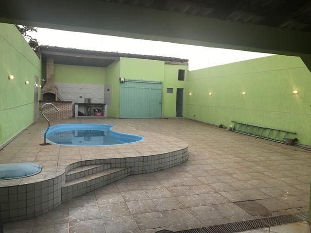 Casa de 3 qts, sendo 2 suítes toda moderna no Setor de Mansões de Sobradinho - Foto 2