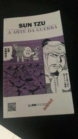 L&PM Pocket Manga A Arte da Guerra