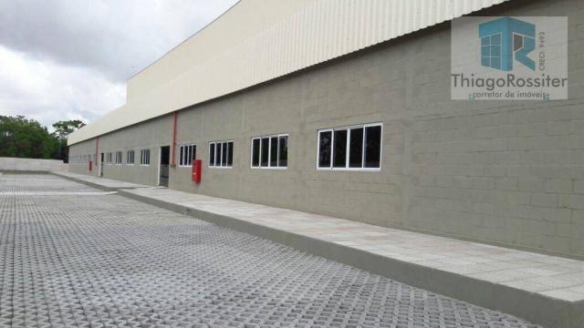 Galpão para alugar, 2550 m² por R$ 25.414/mês - Suape - Ipojuca/PE - Foto 10