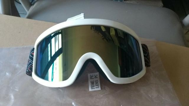 Oculos Proteção Cross Espelhado e Cristal - Diversas Cores = Atualizado !!! - Foto 8