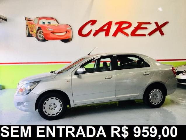 CHEVROLET COBALT 2013/2014 1.4 MPFI LT 8V FLEX 4P MANUAL
