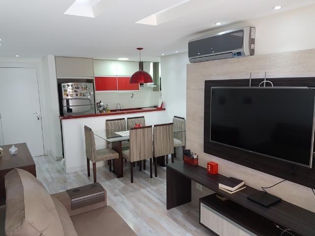 Apartamento com 3 dormitórios à venda, 69 m² por R$ 420.000 - Capão Raso - Curitiba/PR