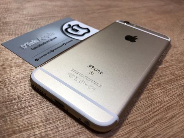 Iphone 6s 64gb sem detalhe, 6xR$225 no cartão - Foto 4