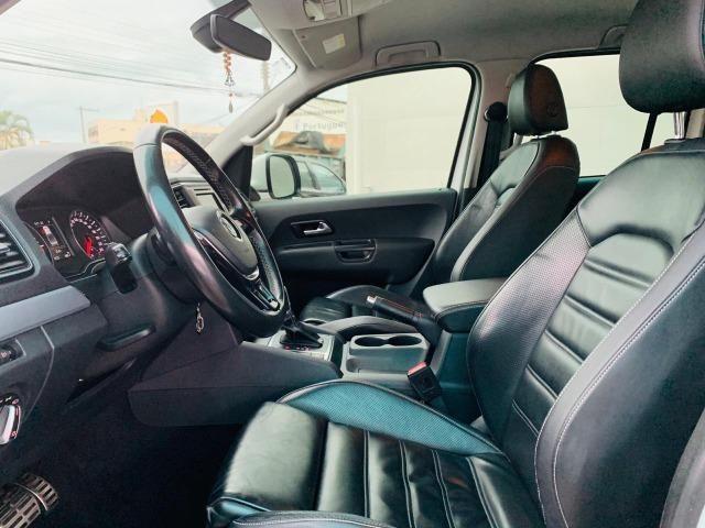 Vw - Volkswagen Amarok Highline Extreme Top de linha , aro 20, !!, Abaixo Fipe!!! - Foto 19