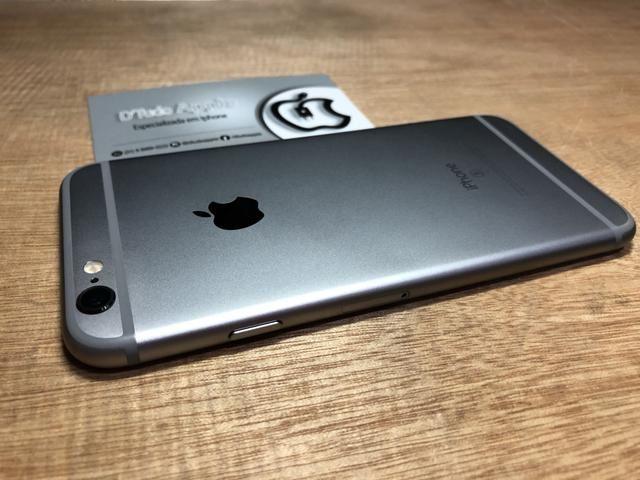 Iphone 6s 32gb sem detalhe 8xR$158 no cartão - Foto 5