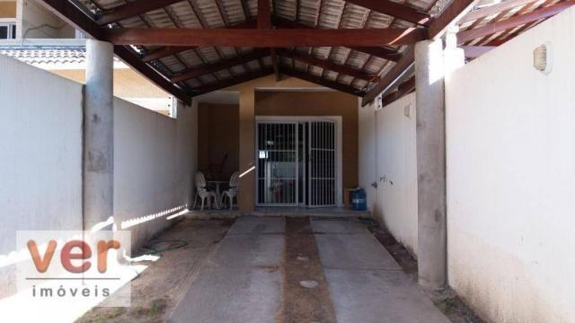 Casa com 2 dormitórios à venda, 99 m² por R$ 170.000 - Messejana - Fortaleza/CE - Foto 3