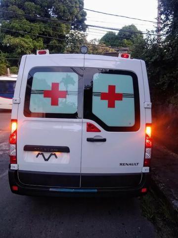 Ambulância Simples Remoção (Pack Confort) - Foto 6