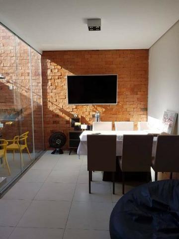 Casa a venda, 3Q, 105,00m², condomínio Maria Mota, Parque Georgia, Cuiabá MT - Foto 3
