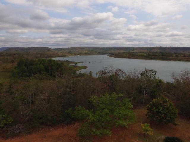Chácara no Lago de Manso C/ Casa Beira de Rio e Piscina - Foto 16
