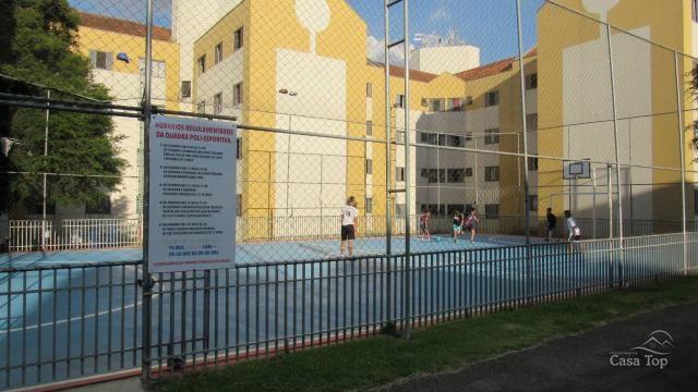 Apartamento à venda com 3 dormitórios em Cidade industrial, Curitiba cod:1416 - Foto 7